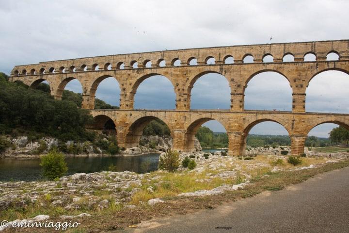 Provenza e Camargue, Pont du gard