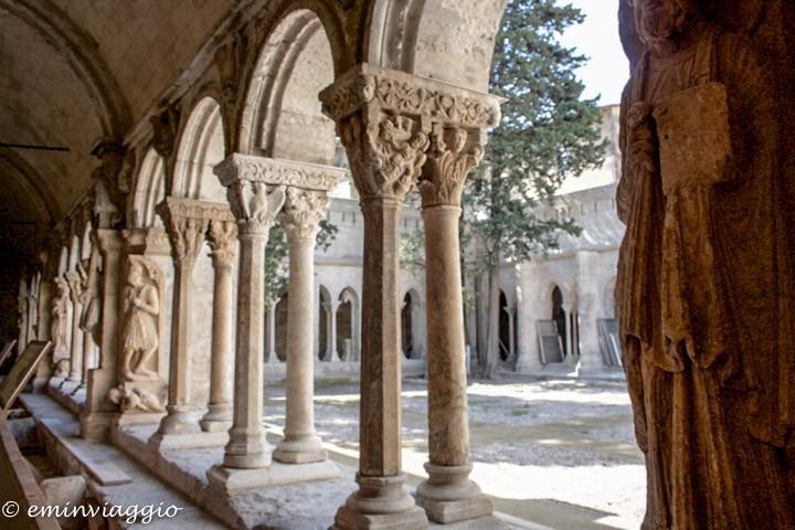 Provenza e Camargue Cloître de St Trophime