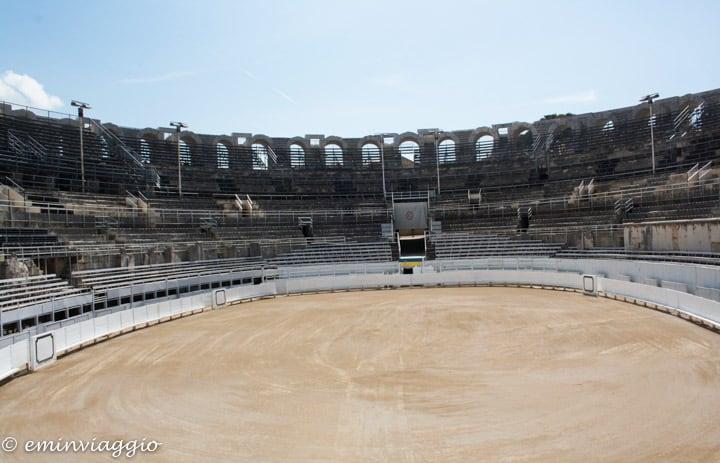 L'Anfiteatro di Arles