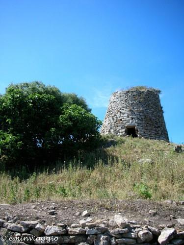 Uno spicchio di Sardegna, Nuraghe di Goni