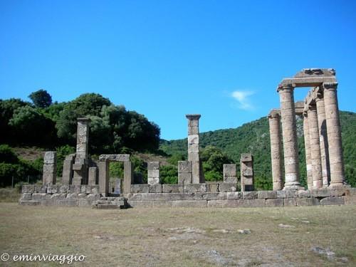 Uno spicchio di Sardegna Tempio di Antas