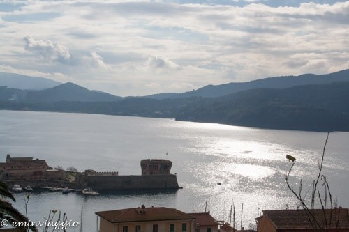 isola d'Elba Torre Martello