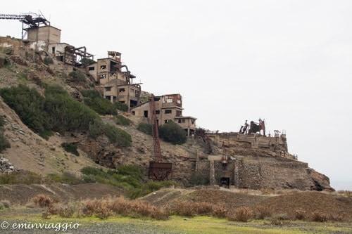 isola d'Elba un incanto anche d'inverno Miniere Calamita
