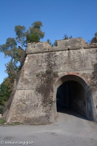isola d'Elba, Porto Azzurro Fortezza Spagnola