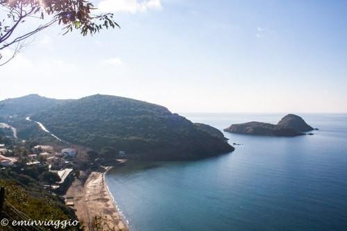 isola d'Elba, Cala Innamorata