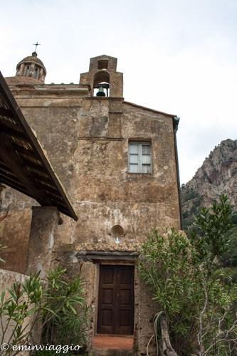 isola d'Elba, santuario di Monserrato