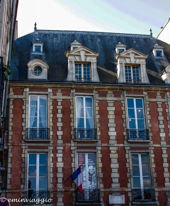 la casa di Victor Hugo