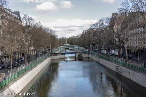 Parigi-Canale-St-Martin