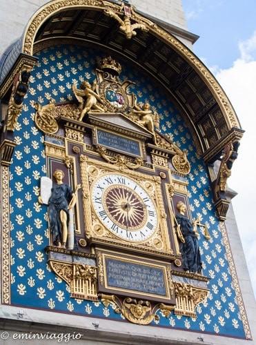 Parigi-Conciergerie-orologio