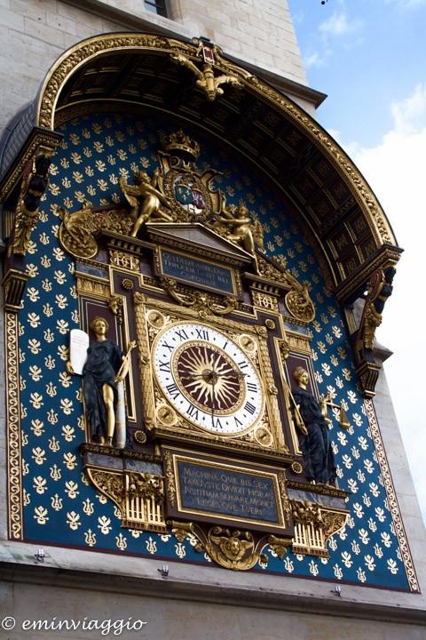 orologio Conciergerie