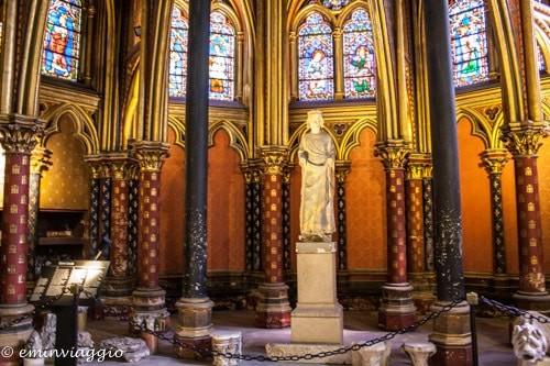 Parigi-Sainte-Chapelle
