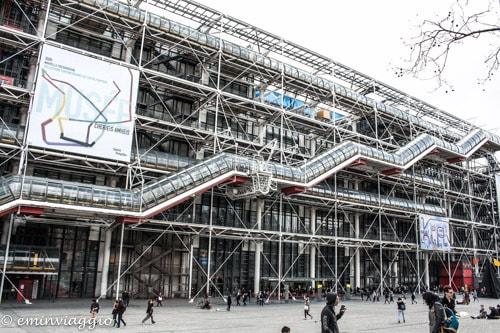 Parigi-Centre-Pompidou