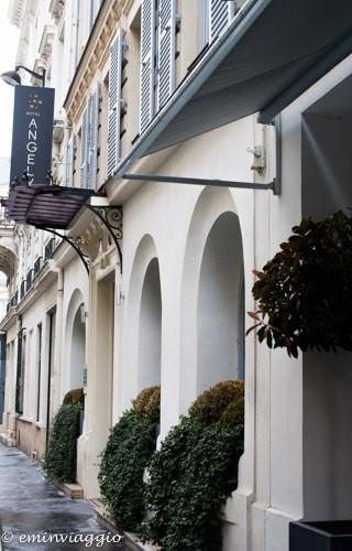 Parigi, Hotel Angely