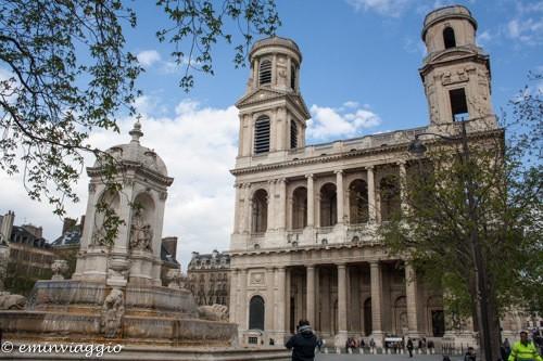 Parigi-Saint-Sulpice