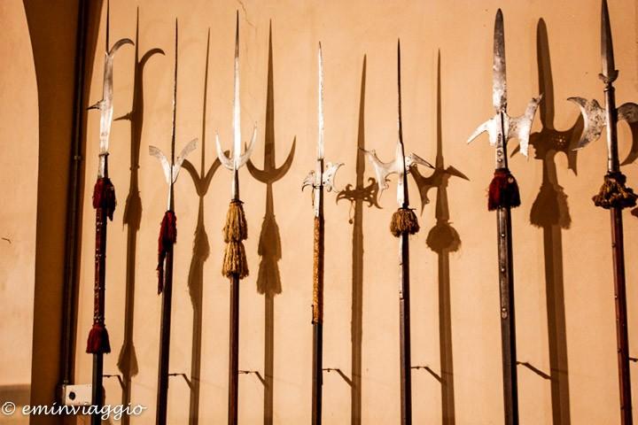Imola Rocca collezione di armi bianche