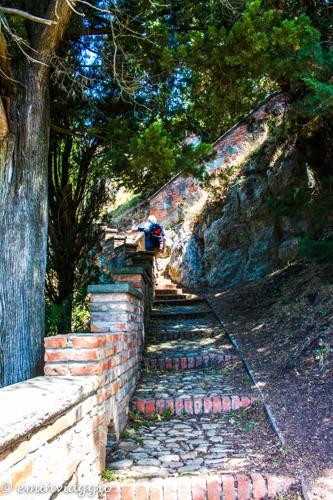 Brisighella percorso per la torre