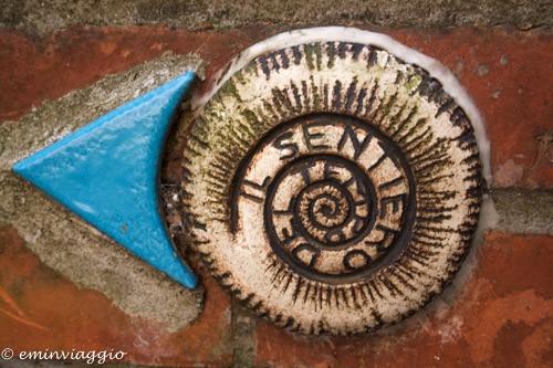 Brisighella simbolo sentiero del tempo