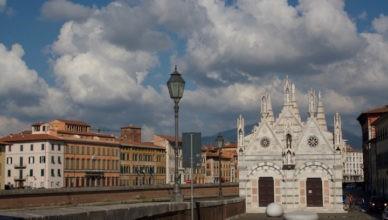 Pisa Chiesa di S. Maria della Spina