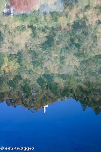 La Chiesa nel lago di Canzolino