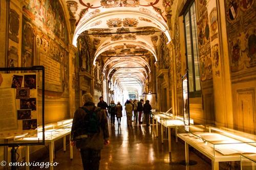 Magie a Bologna Archiginnasio