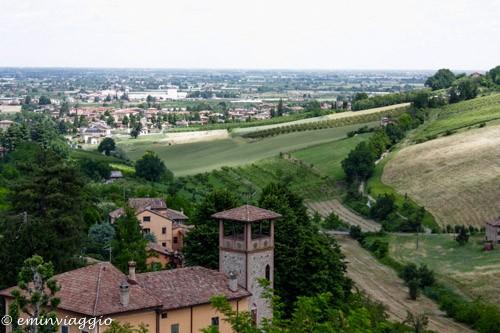 borgo medievale panorama