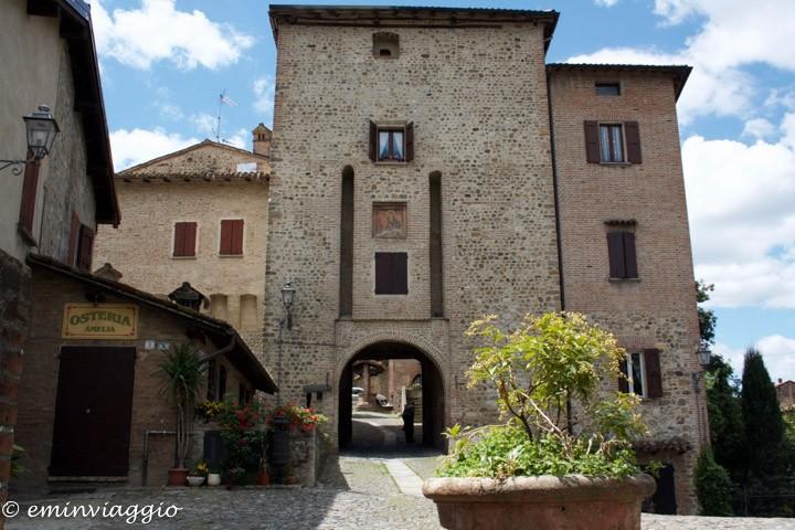 borgo medievale Savignano sul Panaro