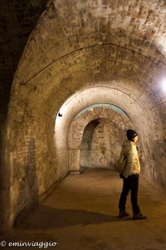 Bologna sotterranea rifugio