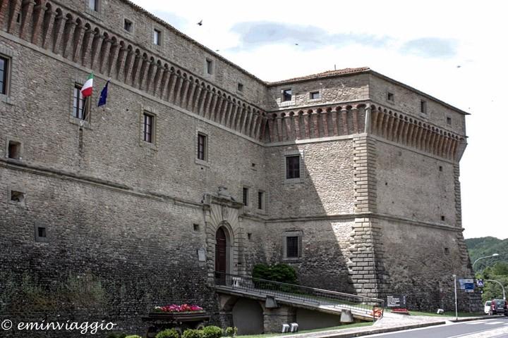 Castel del rio Castello