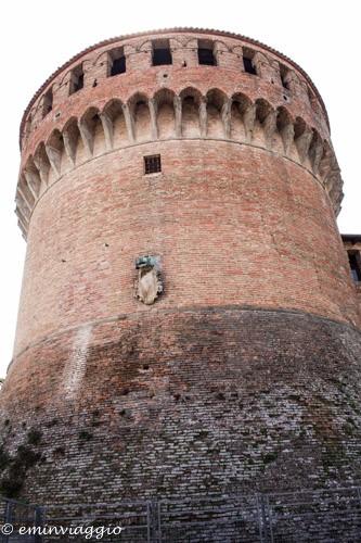 Dozza la Rocca Sforzesca
