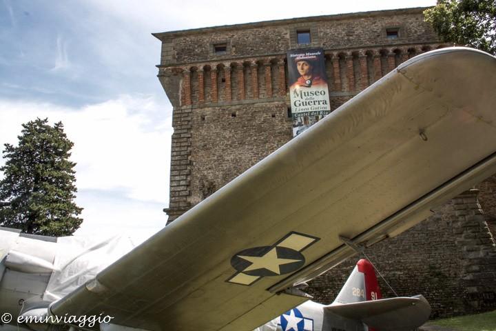 Castel del Rio Museo della guerra