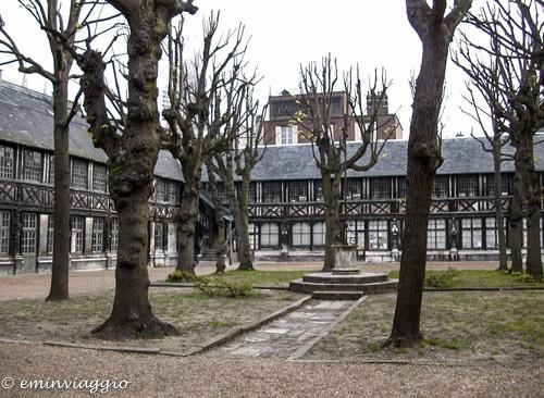 Normandia Rouen Aître Saint Maclou