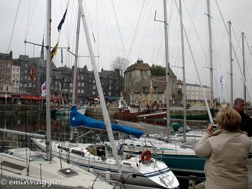 Honfleur il porto