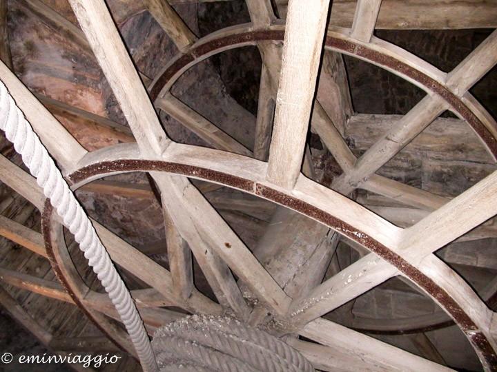 Mont Saint Michel la ruota