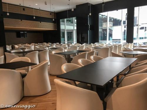 Juventus stadium ristorante