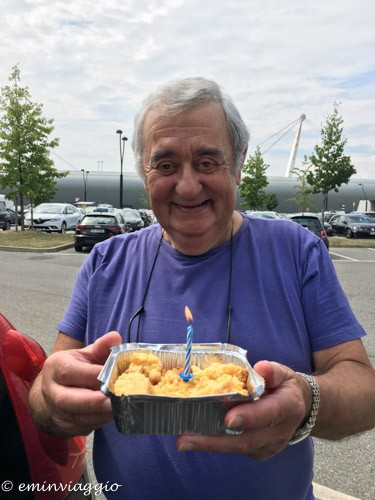 juventus stadium torta di compleanno