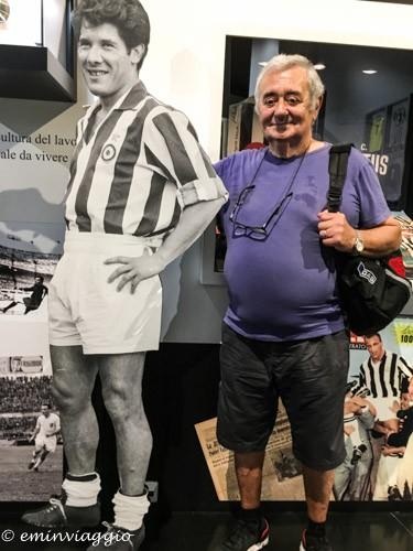Juventus stadium Sivori