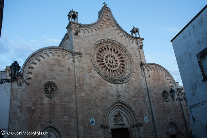 nel cuore della puglia la Cattedrale