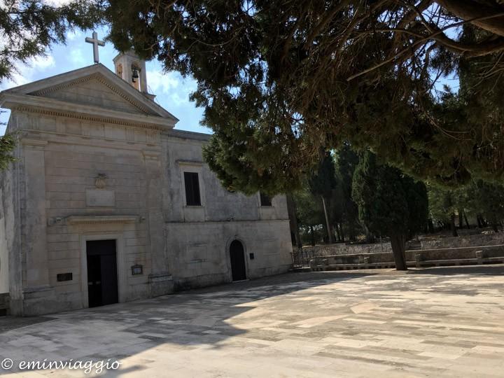 Alto Salento Santuario di Belvedere