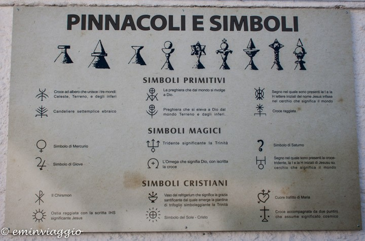 Alto Salento i simboli dei trulli