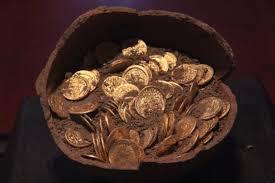 sovana il tesoro di Montecristo le monete d'oro
