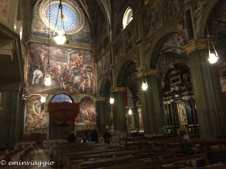 Cremona interno del Duomo