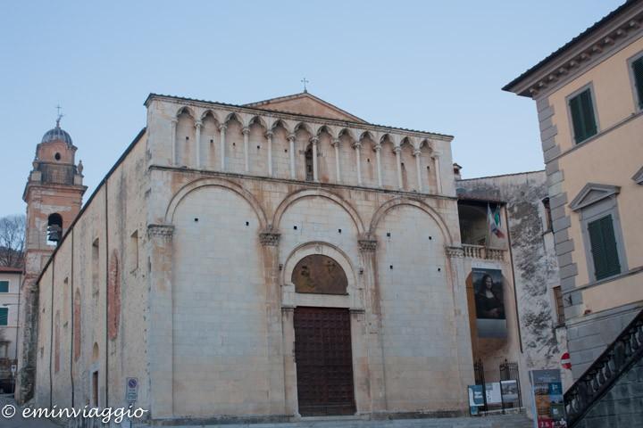 Toscana, Pietrasanta, Chiesa di Sant'Agostino