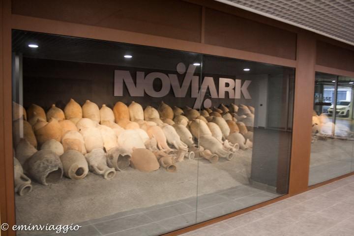 Modena parcheggio Novi Ark