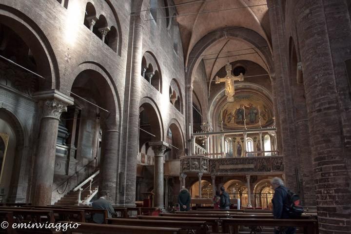 Modena interno del Duomo