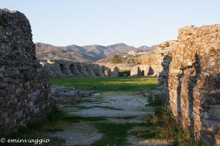 Toscana, Luni, Anfiteatro