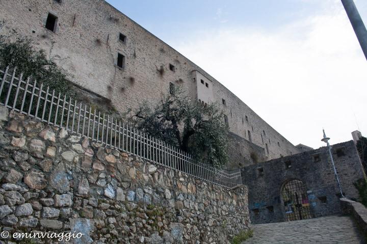 Toscana, Massa, Castello Malaspina