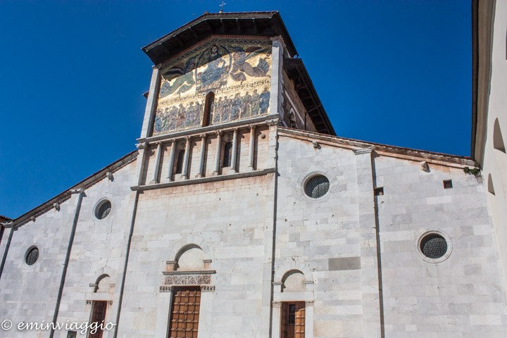 Lucca, S. Frediano
