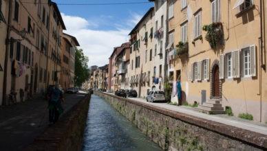 Via del fosso Lucca