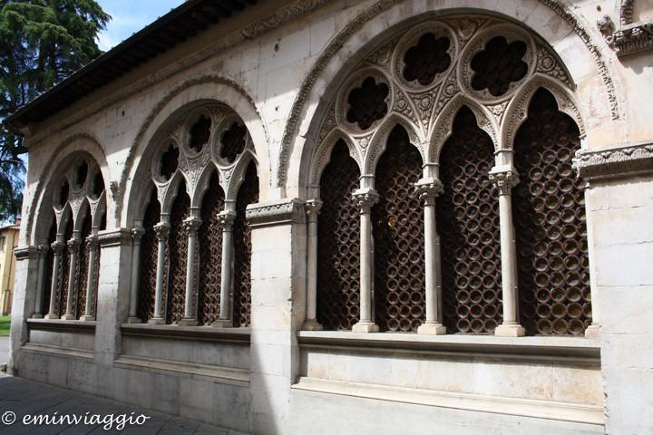 Lucca Via del Fosso