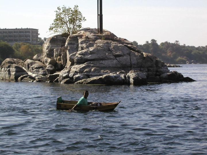 Navigando sul Nilo